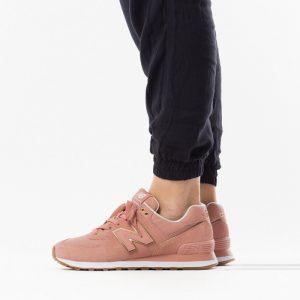 נעליים ניו באלאנס לנשים New Balance 574 - ורוד