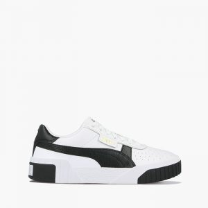 נעלי סניקרס פומה לנשים PUMA Cali Wns - שחור/לבן