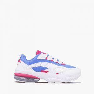 נעלי סניקרס פומה לנשים PUMA Cell Venom Shift 2 Wns - לבן  כחול  אדום