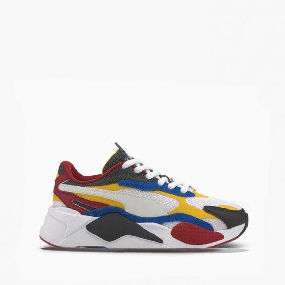 נעליים פומה לנשים PUMA RS X3 Puzzle - צבעוני