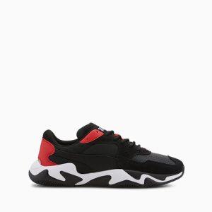 נעליים פומה לגברים PUMA Scuderia Ferrari Storm - שחור/אדום