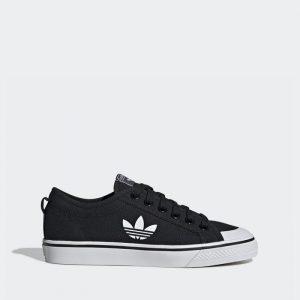 נעליים אדידס לנשים Adidas Nizza Trefoil W - שחור