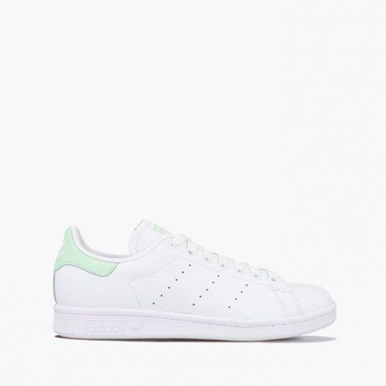 נעלי סניקרס אדידס לנשים Adidas Stan Smith - ירוק בהיר