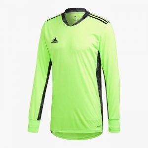 ביגוד אדידס לגברים Adidas ADIPRO 20 GK - ירוק