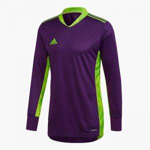 חולצת אימון אדידס לגברים Adidas ADIPRO 20 GK - סגול