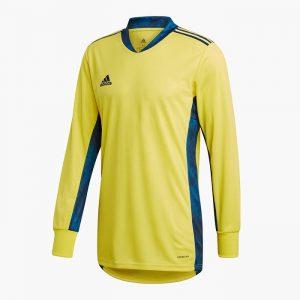 ביגוד אדידס לגברים Adidas ADIPRO 20 GK - צהוב