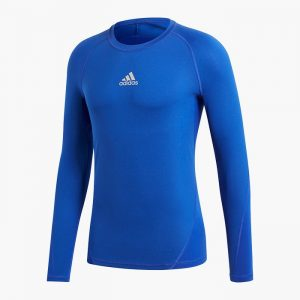 חולצת אימון אדידס לגברים Adidas ALPHASKIN - כחול