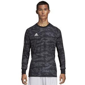 ביגוד אדידס לגברים Adidas Adipro 19 GK - שחור