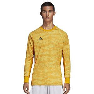 ביגוד אדידס לגברים Adidas Adipro 19 GK - צהוב