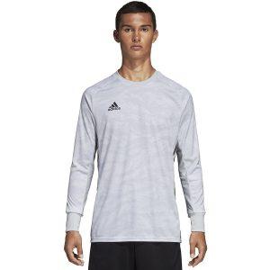 ביגוד אדידס לגברים Adidas Adipro 19 GK - לבן