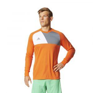 ביגוד אדידס לגברים Adidas Assita 17 GK - כתום