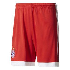 ביגוד קבוצות אדידס לגברים Adidas BAYERN MONACHIUM FCB HOME - אדום
