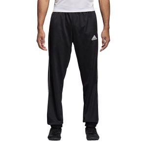 מכנס ספורט אדידס לגברים Adidas CORE 18 PES PNT - שחור