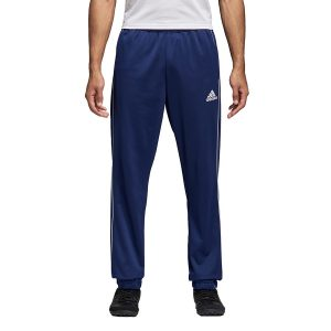 מכנס ספורט אדידס לגברים Adidas CORE 18 PES PNT - כחול כהה