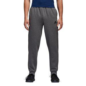 מכנסיים ארוכים אדידס לגברים Adidas CORE 18 SW PNT - אפור
