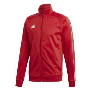 סווטשירט אדידס לגברים Adidas CORE 18 - אדום