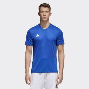 ביגוד אדידס לגברים Adidas Condivo 18 JSY - כחול