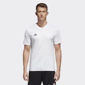 ביגוד אדידס לגברים Adidas Condivo 18 TR JSY - לבן