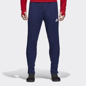 ביגוד אדידס לגברים Adidas Condivo 18 TR PNT - כחול כהה