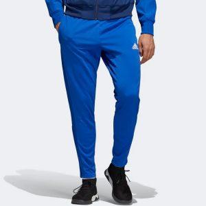 ביגוד אדידס לגברים Adidas Condivo 18 TR Pant - כחול