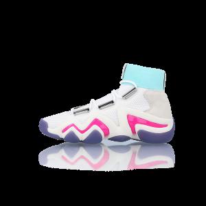 נעליים אדידס לגברים Adidas Consortium x Nice Kicks Crazy 8 ADV - צבעוני בהיר