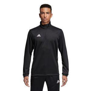 חולצת אימון אדידס לגברים Adidas Core 18 TR Top - שחור