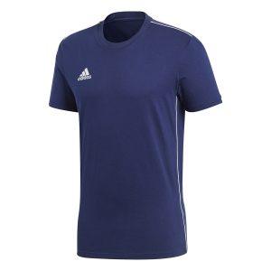 חולצת אימון אדידס לגברים Adidas Core 18 - כחול