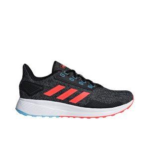 נעליים אדידס לגברים Adidas DURAMO 9 - שחור/כתום