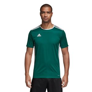 חולצת אימון אדידס לגברים Adidas Entrada 18 JSY - ירוק