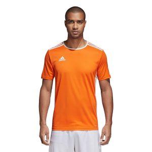 חולצת אימון אדידס לגברים Adidas Entrada 18 JSY - כתום
