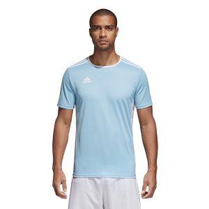 חולצת אימון אדידס לגברים Adidas Entrada 18 JSY - תכלת