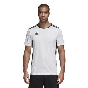 ביגוד אדידס לגברים Adidas Entrada 18 JSY - לבן