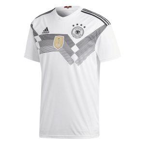 ביגוד קבוצות אדידס לגברים Adidas Germany World Cup 2018 - לבן