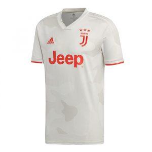 חולצת T אדידס לגברים Adidas JUVENTUS TURYN AWAY - לבן