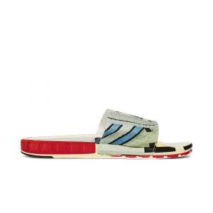 נעליים אדידס לגברים Adidas KLAPKI RS MICRO - צבעוני