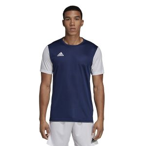 ביגוד אדידס לגברים Adidas Estro 19 JSY  - כחול כהה