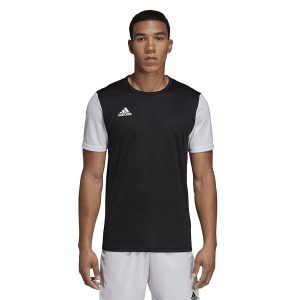 ביגוד אדידס לגברים Adidas Estro 19 JSY  - שחור