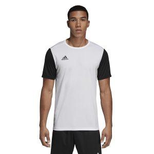 ביגוד אדידס לגברים Adidas Estro 19 JSY  - לבן
