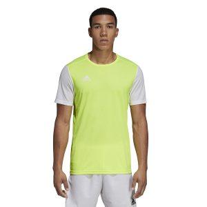 ביגוד אדידס לגברים Adidas Estro 19 JSY  - צהוב