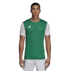 ביגוד אדידס לגברים Adidas Estro 19 JSY  - ירוק