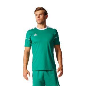 חולצת אימון אדידס לגברים Adidas Squadra 17  - ירוק