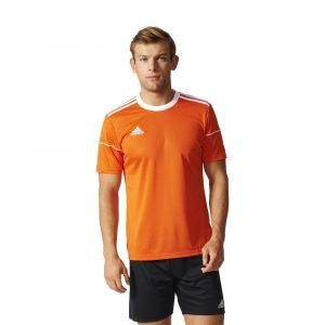 חולצת אימון אדידס לגברים Adidas Squadra 17  - כתום