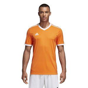 חולצת אימון אדידס לגברים Adidas Tabela 18  - כתום