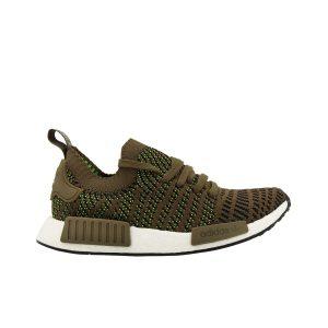 נעליים אדידס לגברים Adidas  NMD_R1 STLT PK - חום