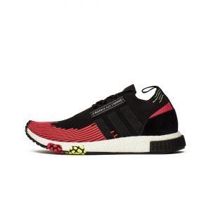 נעליים אדידס לגברים Adidas NMD_Racer Primeknit - שחור/אדום