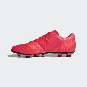 נעליים אדידס לגברים Adidas   Nemeziz 17.4 FxG  - ורוד