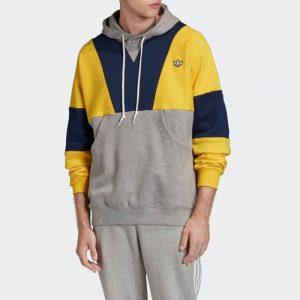 ביגוד Adidas Originals לגברים Adidas Originals Hoody - צבעוני