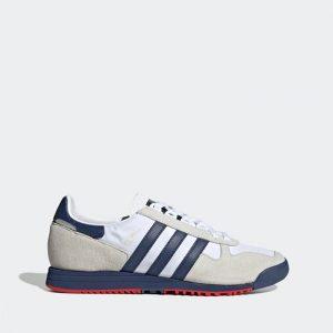 נעליים Adidas Originals לגברים Adidas Originals SL 80 - לבן  כחול  אדום