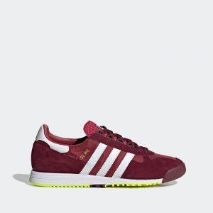נעליים Adidas Originals לגברים Adidas Originals SL 80 - אדום יין