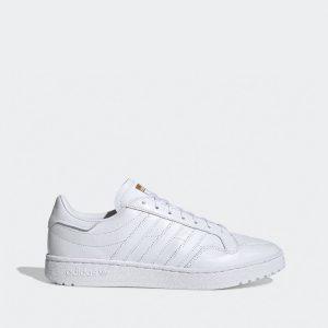 נעליים Adidas Originals לגברים Adidas Originals TEAM COURT - לבן